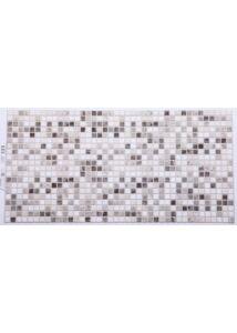 Marble Beige - Márvány Mozaik PVC falpanel
