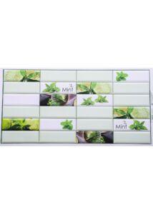 Mint - Menta PVC falpanel