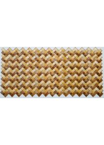 56137 fonott dekor Regul PVC falpanel