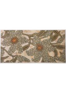 Flower Virág mozaik PVC falpanel